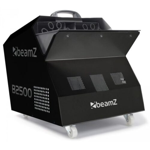 Beamz B2500 Professional Double Bubble Machine