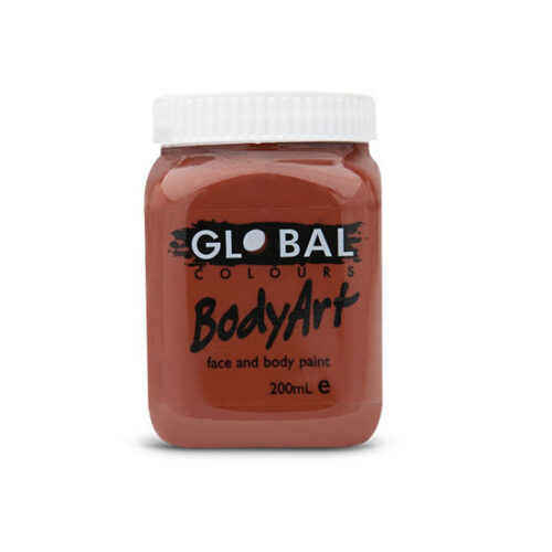 Global Colours 200ml - Brown