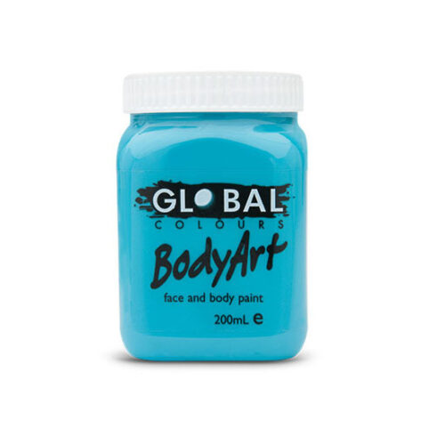 Global Colours 200ml - Turquoise