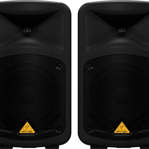 BEHRINGER PORTABLE PA SYSTEMS