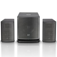 LD SYSTEMS POWERED SPEAKERS
