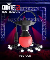 CHAUVET DJ DMX LED FESTOON KITS