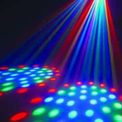 DISCO / DJ / PARTY LIGHTS