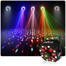 CHAUVET DJ PARTY LIGHTING