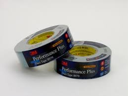 3M 8979 PERFORMANCE PLUS 48mm x 54.8m GAFFER TAPE BLACK