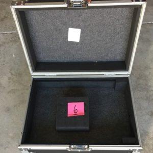 CDJ / Mixer Case Very Good Condition 6 - Ex Hire