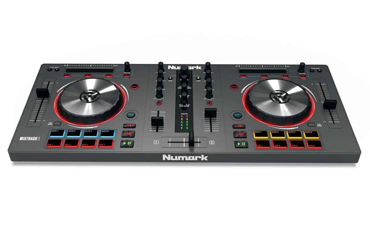 NUMARK MIXTRACK PRO 3 DJ 2 Channel Controller