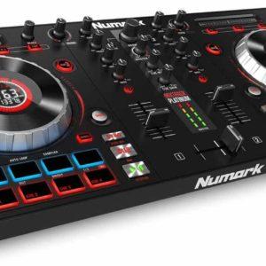 NUMARK MIXTRACK PLATINUM DJ 4 Channel Dj Controller