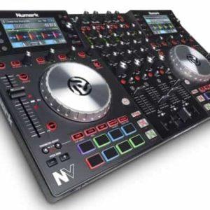 NUMARK NV II 4 channel DJ Controller