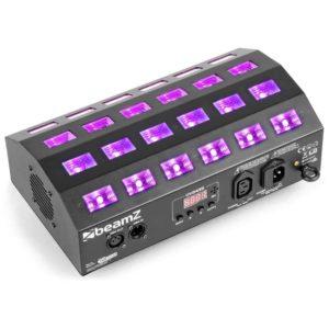 Beamz BUV463 LED UV LIGHT WITH DMX