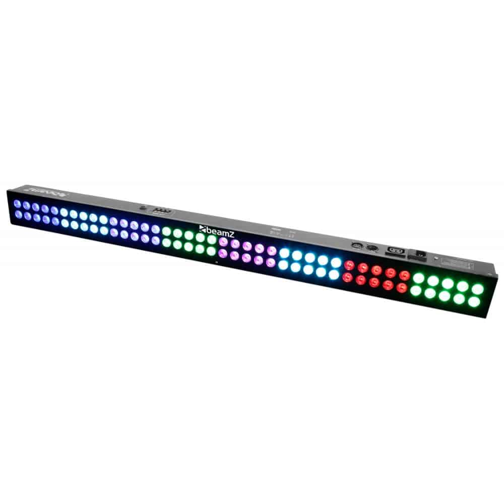 Beamz LCB803  RGB  LED Wash Light with Remote