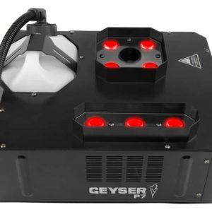 Chauvet DJ Geyser P7 Coloured Vertical Smoke Machine 1290 watts
