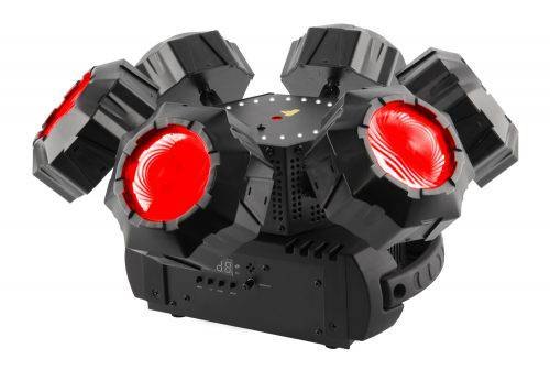 Chauvet DJ HELICOPTER Q6 LED MULTI EFFECT LIGHT