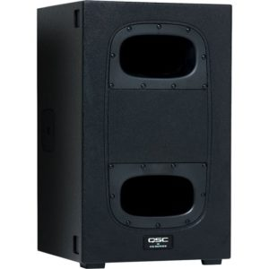 "QSC KS112 1 x 12"" 2000w Powered Compact PA Subwoofer"