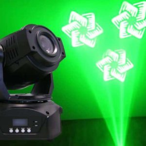 Light Emotion LE90 90 Watt LED Moving Head Spot