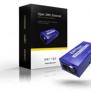 Enttec ODE Mk2   DMX over Ethernet