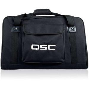 QSC CP12  Nylon / Cordura Padded Tote Bag