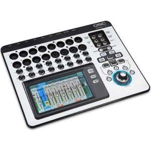 QSC TouchMix-16 20 input compact digital mixer