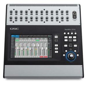 QSC TouchMix-30PRO 32 Channel Digital Mixer