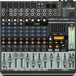 Behringer QX1222USB 12 Channel PA Mixer