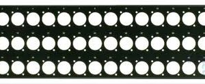 Proel RK48N  3RU 48 XLR Neutrik or Speakon Panel