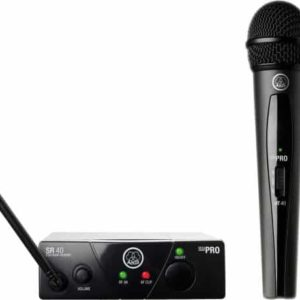 AKG WMS40 MINI WIRELESS HANDHELD MICROPHONE BAND A
