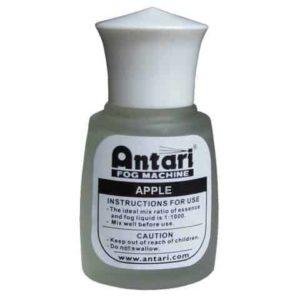 Antari Apple Fog Scent (1 bottle per 25L of smoke fluid)