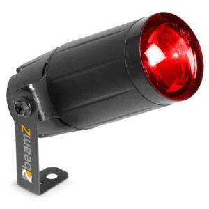 Beamz PS12W LED RGBW Pin Spot 12 watts