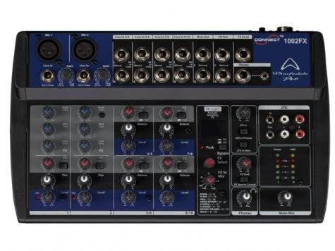 Wharfedale CONNECT1002FX Mixer