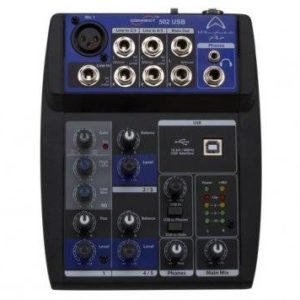 Wharfedale CONNECT502USB Mixer