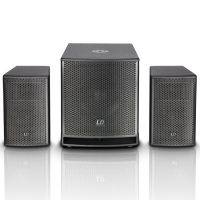 "LD SYSTEMS DAVE12G3 12"" Split PA System 1080 Watts"
