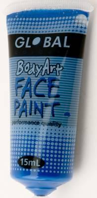 DEEP BLUE - FACE & BODY PAINT - 15ml Tube