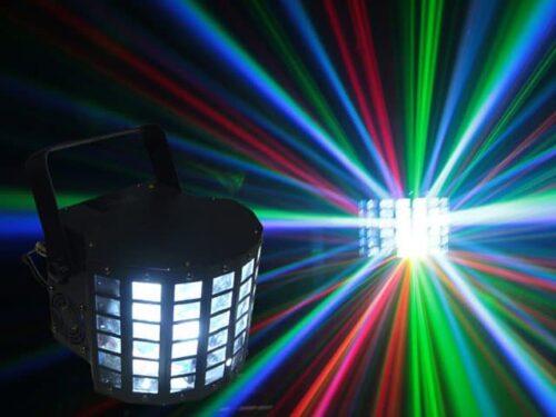 Light Emotion  DERBY2 with RG Laser