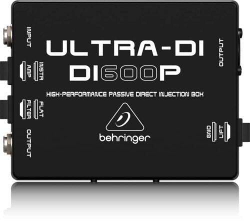Behringer DI600P Passive DI Box