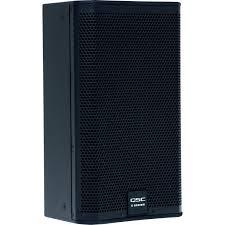 """QSC E110  1200w 10""""  Passive Speaker"""