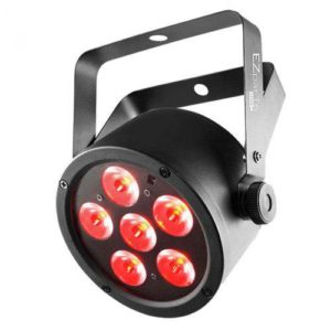 Chauvet DJ  EZPAR-T6-USB Battery Powered Par Can