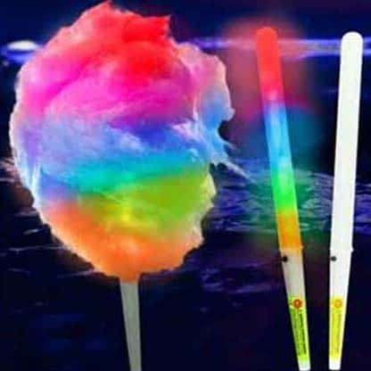 Fairy Floss Wand - Box of 100