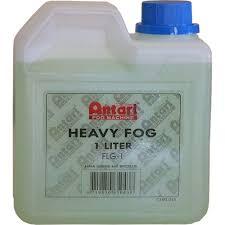 Antari FLG1 1 Litre Heavy Fog Fluid