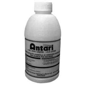 Antari FLM05 0.5L Fog Juice for MI Battery Operated Machine