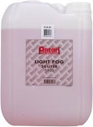 Antari FLR20  20 Litres Light Fog Fluid