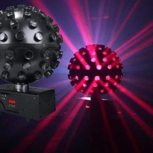 Light Emotion LED BALL - 5 x 15W RGBWAU LEDs