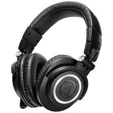 Audio-Technica ATH-M50X - BK Headphones