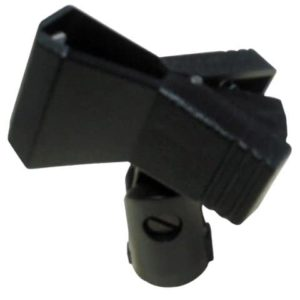 SoundKing MICHS Plastic Microphone Clip - Spring Loaded