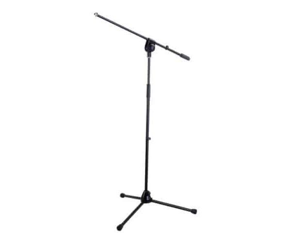 SoundKing MICSSB Boom Microphone Stand - Black