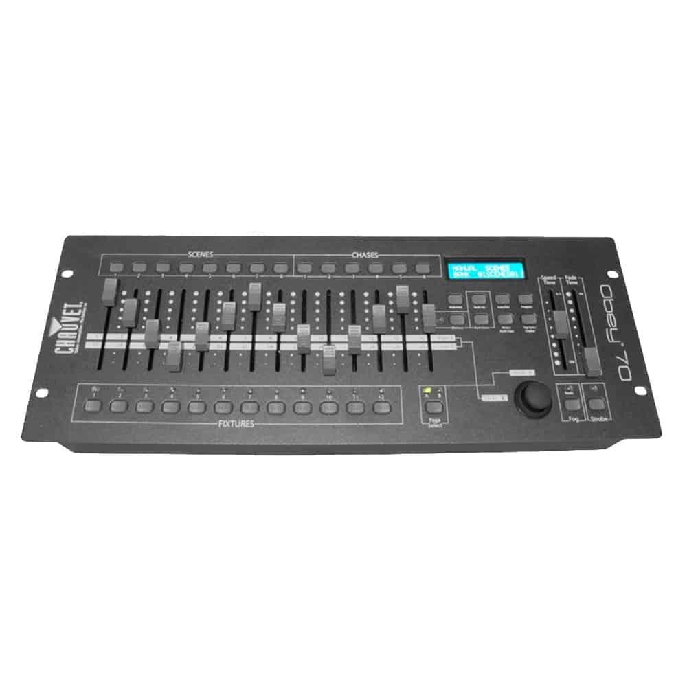 Chauvet DJ Obey 70 DMX Controller with Joystick