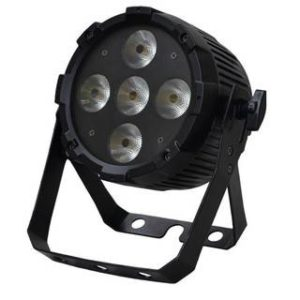 Event Lighting PARRGBW 5 x 8 Watt RGBW Pro Par
