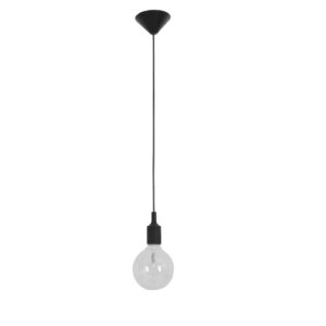 NEW Pendant Light - Black