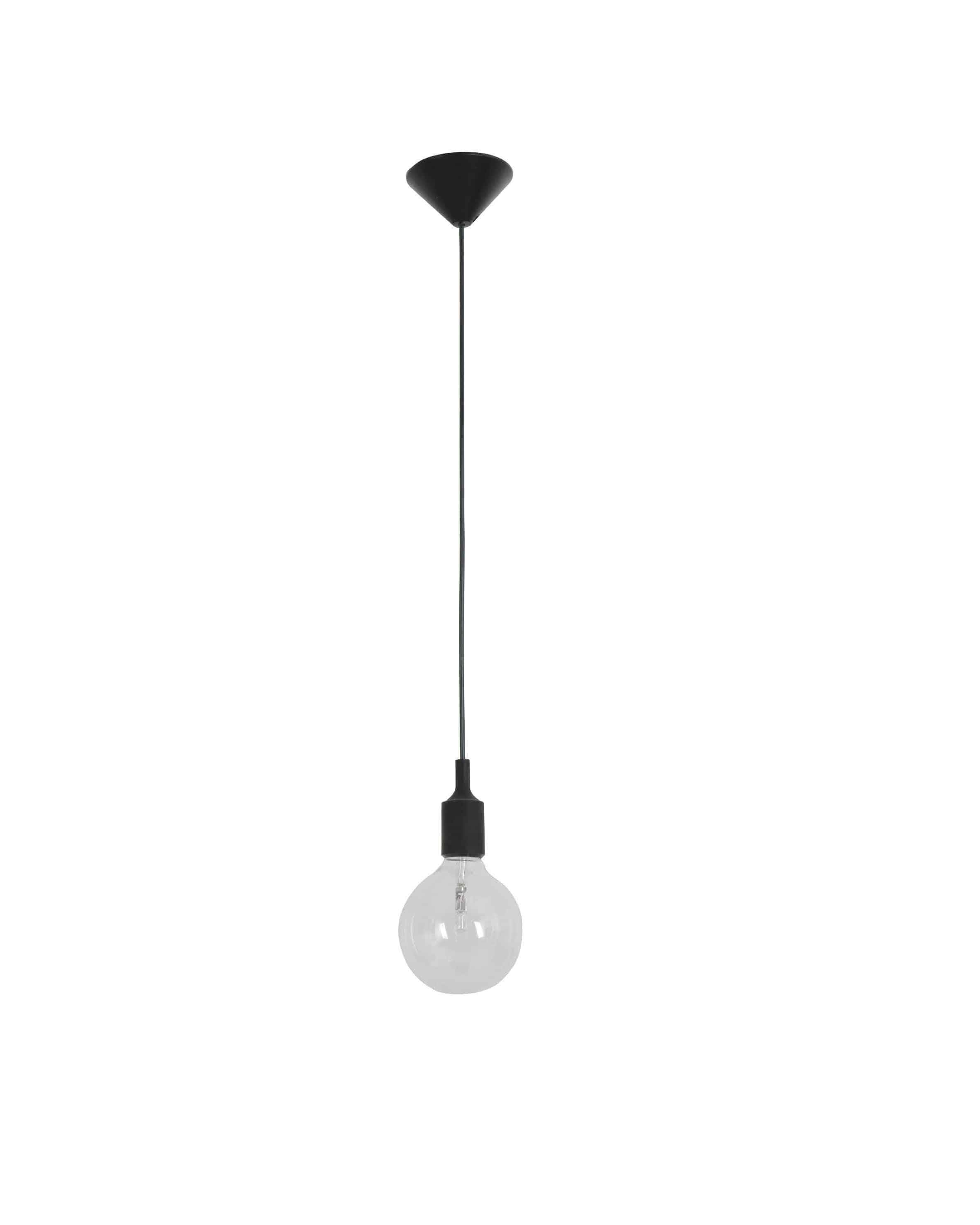 NEW Pendant Light - Black
