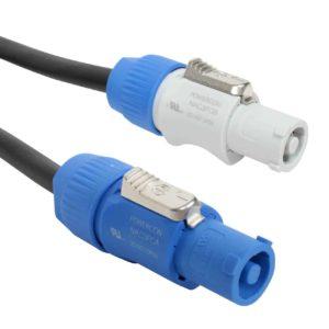 3 Metre Powercon Extension Lead