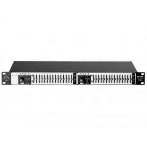 Wharfedale Q215 2 x 15 Channel Equaliser - New